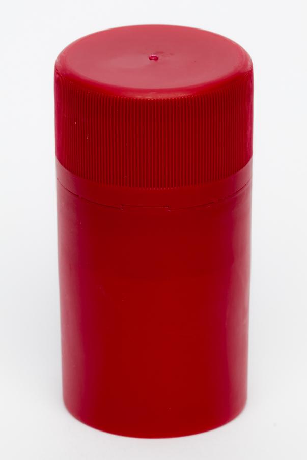 Uzávěr BVS - plastový se závitem - vínová
