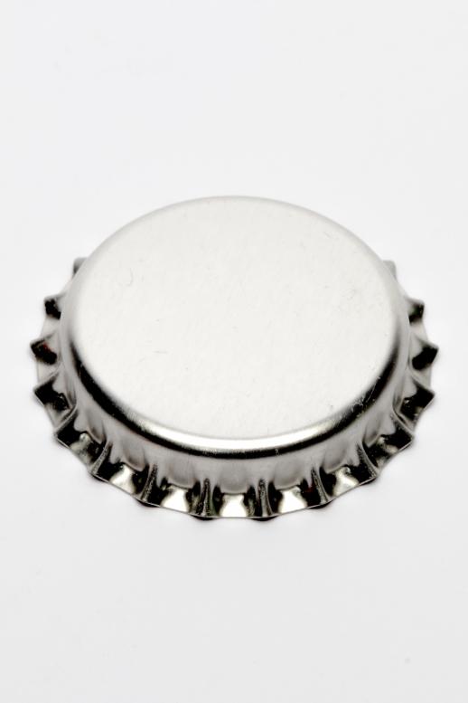 Korunka 26 mm - stříbrná