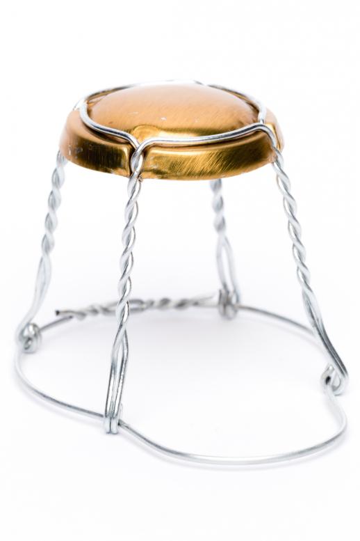 Košíček Sekt - agrafa