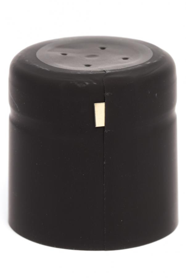 Kapsle 32x34 - černá matná s odtrhem