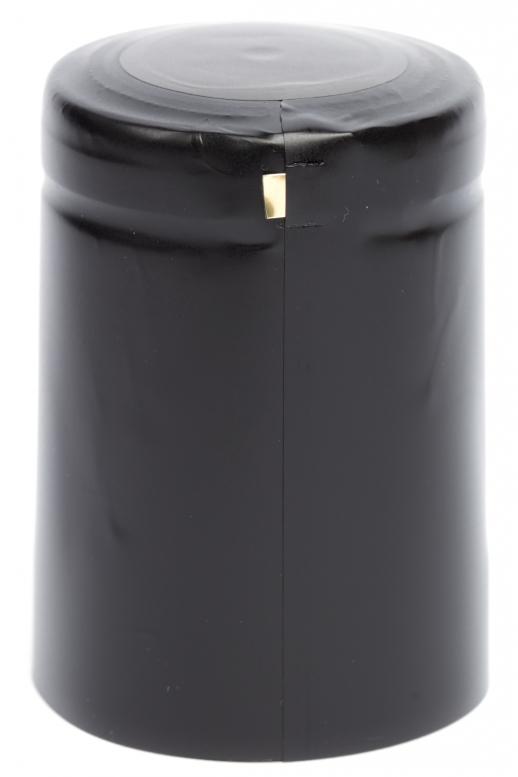 Kapsle 44x65 - černá lesklá...