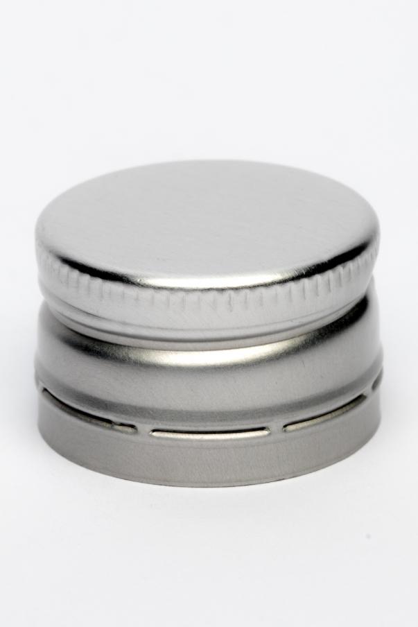Alkork PP 28x18 Standard - stříbrná se závitem
