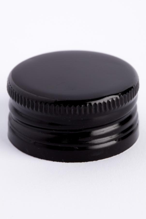 Alkork GD 31,5x15 - černá se závitem