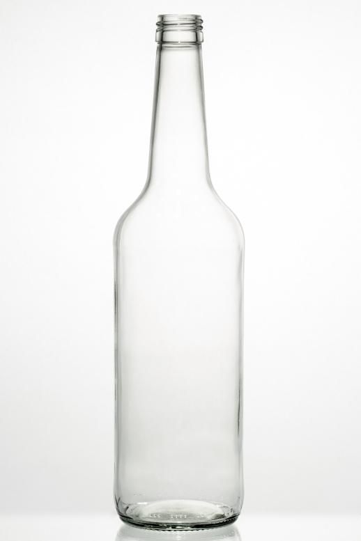 Geradehalsflasche 0,7 l