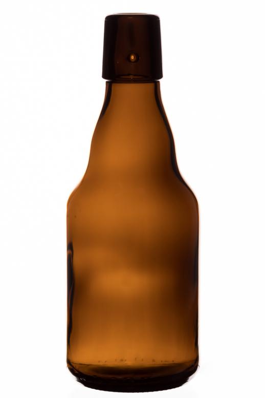 Bier Steine 0,33 l - hnědá