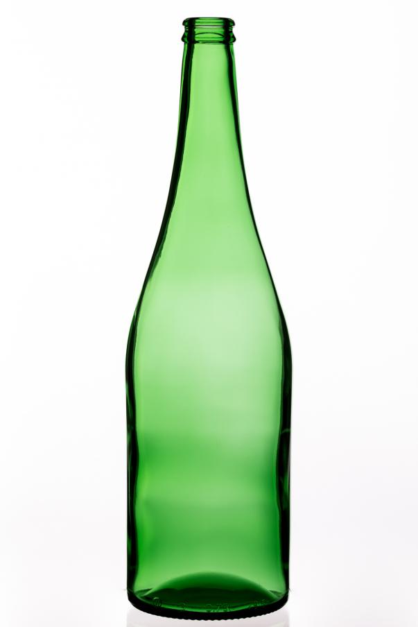 Perlwein 0,75 l - zelená