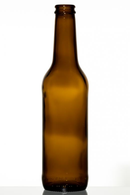 Longneck 0,5 l - hnědá
