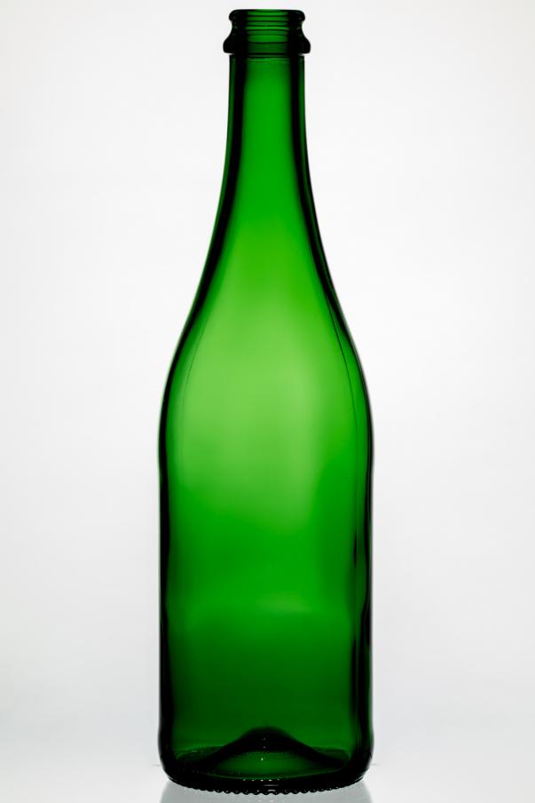 Sekt 0,75 l - zelená