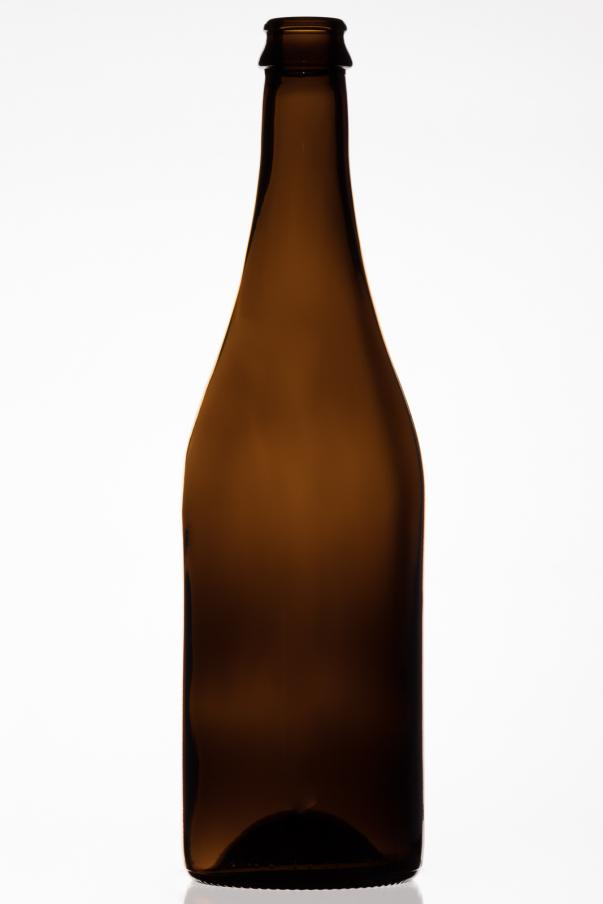 Sekt Champenoise 0,75 l - hnědá