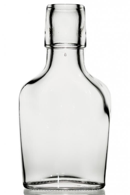 Lochmundflasche 0,1 l