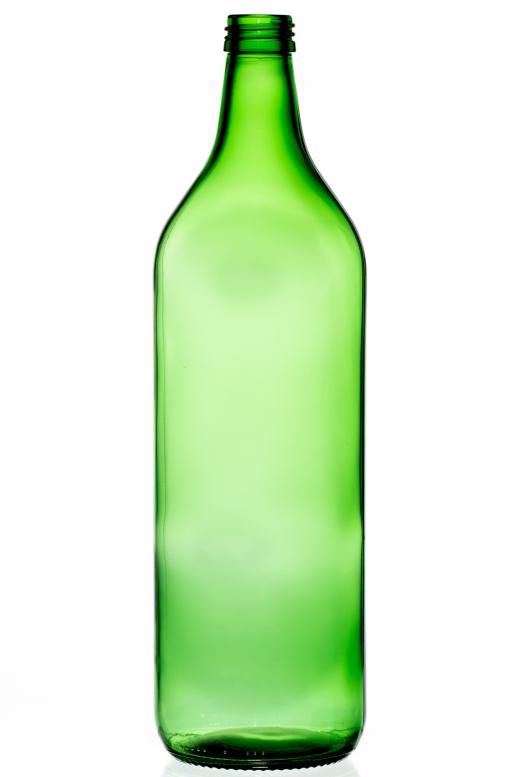 Kurzhals 1,0 l - zelená