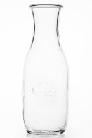 Weck - nápojová sklenice 1,062 l