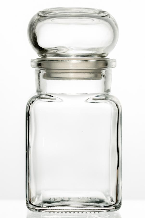 Kořenka 0,15 l se skleněným víčkem