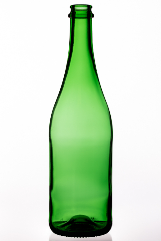 Sekt 0,75 l - masson grün