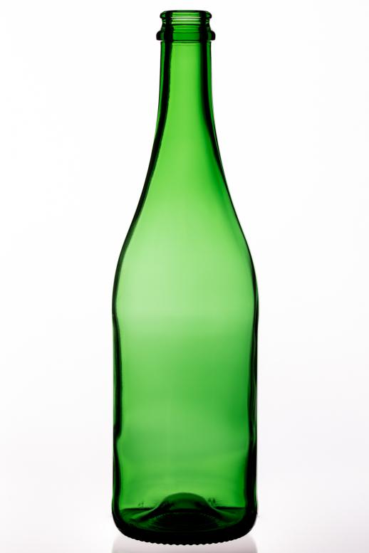 Sekt 0,75 l - masson grün
