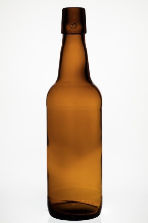 Pivo 0,5 l - hnědá