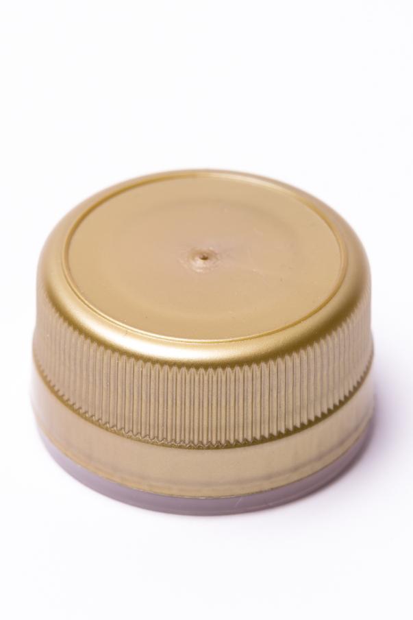 Uzávěr plastový PP 35 - zlatá