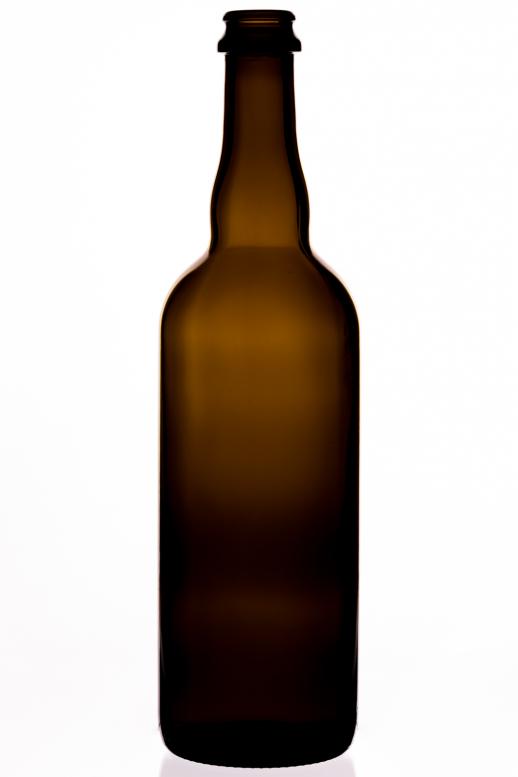 Longneck Ret 0,75 l - hnědá