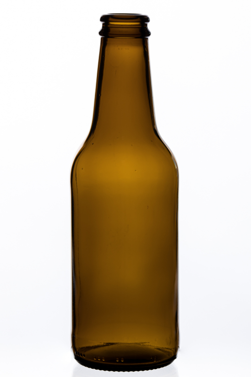 Longneck 0,25 l - hnědá