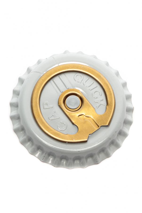 Korunka 26 mm - quick cap - bílá