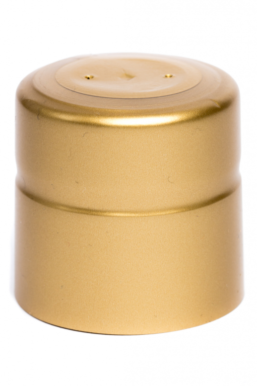 Kapsle 30x35 - zlatá
