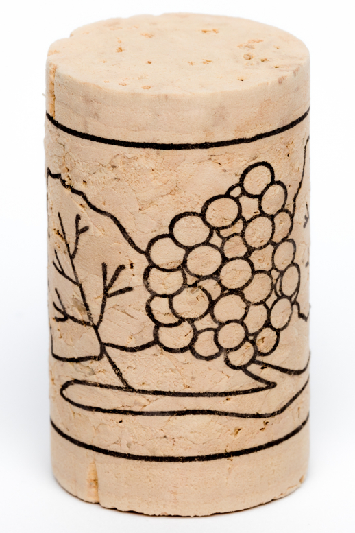 Korek víno 39x23,5 - určeno...