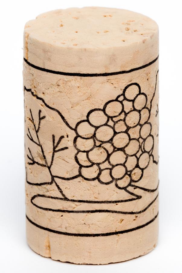 Korek víno 39x23,5 - určeno pouze k zátkovačce P0222